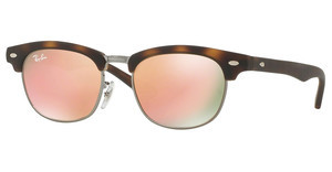 Ray-Ban Junior RJ9050S 70182Y COPPER FLASHMATTE HAVANA