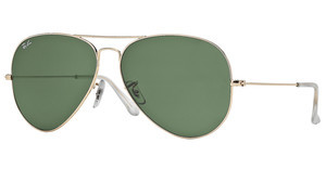 Ray-Ban RB3025 001 GREY GREENGOLD