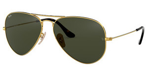 Ray-Ban RB3025 181 DARK GREENGOLD