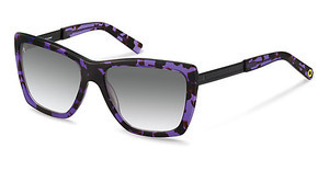 Rocco by Rodenstock RR320 C sun protect - smokx grey gradient - 68%purple havana