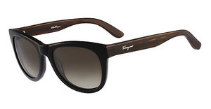 Salvatore Ferragamo SF685S 001 BLACK