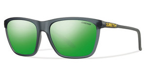 Smith DELANO PK 8PY/AD GREEN SPGREY (GREEN SP)