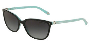 Tiffany TF4105HB 80553C GRAY GRADIENTBLACK/BLUE