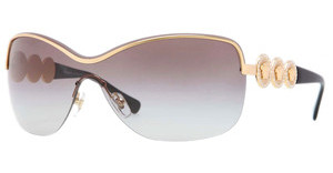 Versace VE2146B 100211 gray gradientgold