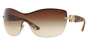 Versace VE2156B 135513 BROWN GRADIENTGOLD