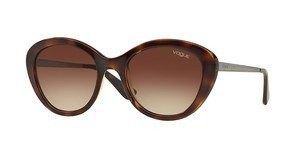 Vogue VO2870S 235913 BROWN GRADIENTDARK HAVANA