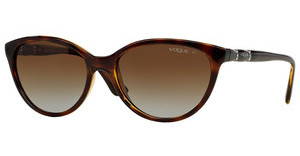 Vogue VO2894SB W656T5 POLAR BROWN GRADIENTDARK HAVANA