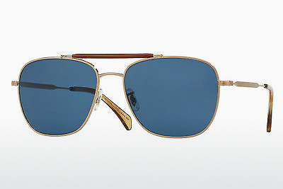 Óculos de marca Paul Smith ROARK (PM4079S 514580) - Dourado
