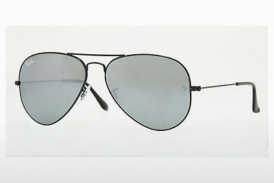 Óculos de marca Ray-Ban Aviator Large Metal (RB3025 002/40) - Preto