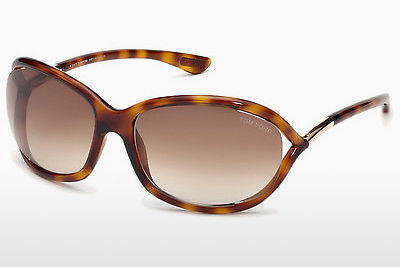 Óculos de marca Tom Ford Jennifer (FT0008 52F) - Castanho, Dark, Havana