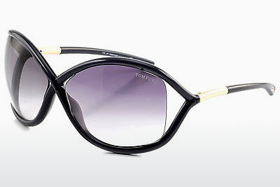 Óculos de marca Tom Ford Whitney (FT0009 0B5) - Cinzento