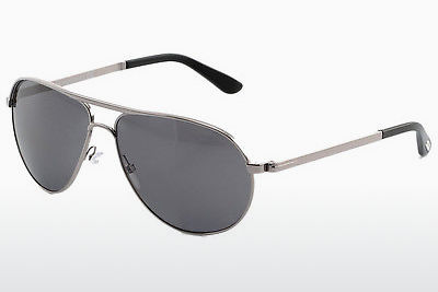 Óculos de marca Tom Ford Marko (FT0144 14D) - Cinzento, Shiny, Bright