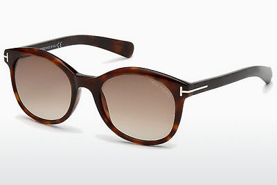 Óculos de marca Tom Ford Riley (FT0298 52F) - Castanho, Havana