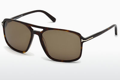 Óculos de marca Tom Ford Terry (FT0332 56P) - Castanho, Havanna