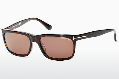 Óculos de marca Tom Ford Hugh (FT0337 56J) - Castanho, Havanna