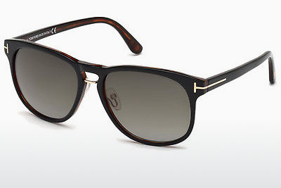 Óculos de marca Tom Ford Franklin (FT0346 01V) - Preto