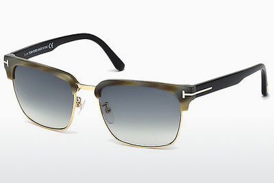 Óculos de marca Tom Ford River (FT0367 60B) - Corno, Horn