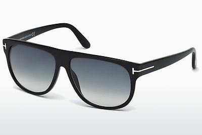 Óculos de marca Tom Ford Kristen (FT0375 02N) - Preto, Matt