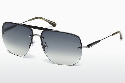 Óculos de marca Tom Ford Nils (FT0380 14B) - Cinzento, Shiny