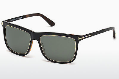 Óculos de marca Tom Ford Karlie (FT0392 01R) - Preto, Shiny