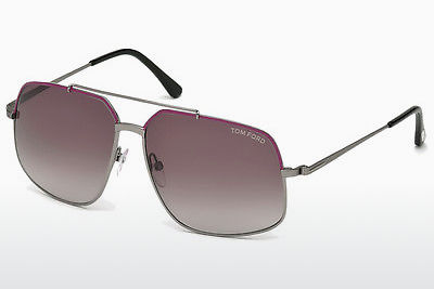 Óculos de marca Tom Ford Ronnie (FT0439 73T) - Rosa, Matt, Rosa