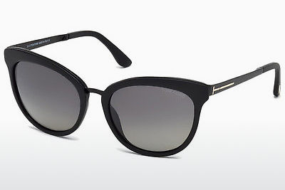 Óculos de marca Tom Ford Emma (FT0461 02D) - Preto, Matt