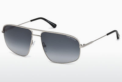 Óculos de marca Tom Ford FT0467 17W - Cinzento, Matt, Palladium