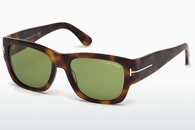Óculos de marca Tom Ford FT0493 52N - Castanho, Dark, Havana