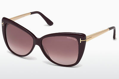 Óculos de marca Tom Ford Reveka (FT0512 81Z) - Púrpura, Shiny