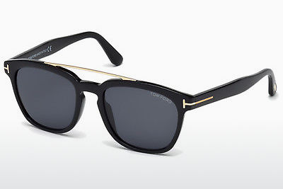 Óculos de marca Tom Ford Holt (FT0516 01A) - Preto