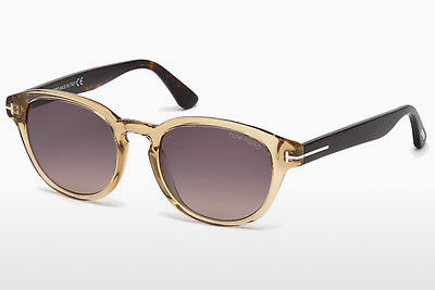 Óculos de marca Tom Ford Von Bulow (FT0521 39B) - Amarelo