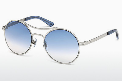 Óculos de marca Web Eyewear WE0171 16W - Prateado, Shiny, Grey