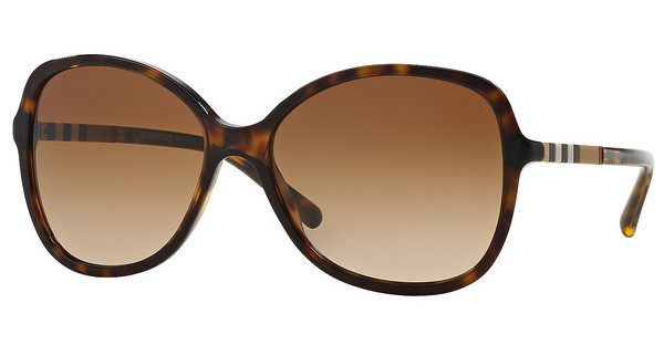 Burberry   BE4197 300213 BROWN GRADIENTDARK HAVANA