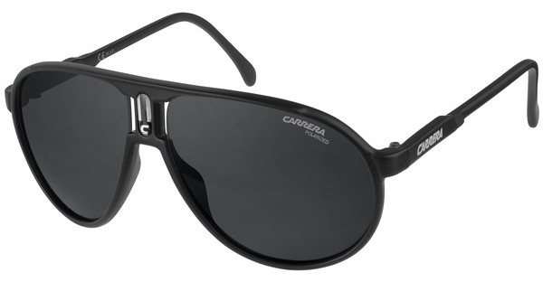 Carrera CHAMPION DL5/3H GREY PZMTT BLACK (GREY PZ)