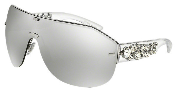 Dolce & Gabbana DG2150B 05/6G LIGHT GREY MIRROR SILVERSILVER
