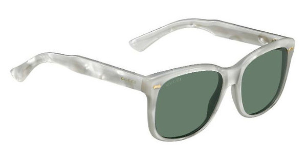 Gucci GG 1134/S AUA/5L GREY GREENMOTHERPEA (GREY GREEN)