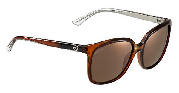 Gucci GG 3696/S H67/LC BROWN GOLD ARORGRNHVCR