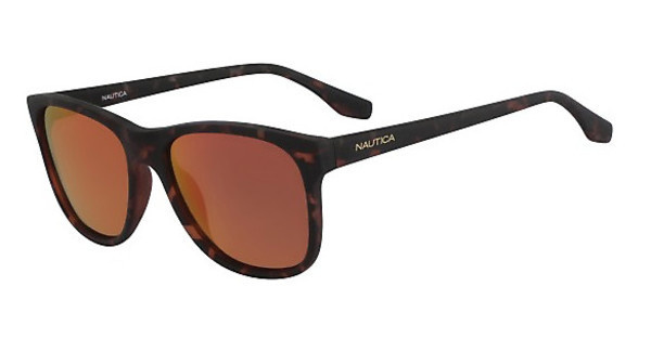 Nautica N3608SP 245 RUBBERIZED DARK TORTOISE
