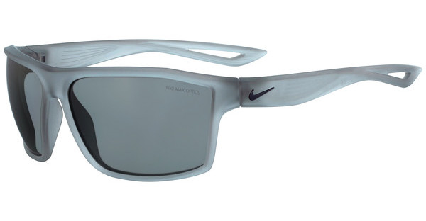 Nike NIKE LEGEND EV0940 014 MATTE CRYSTAL WOLF GREY/OBSIDIAN WITH GREY W/SILVER FLASH LENS LENS