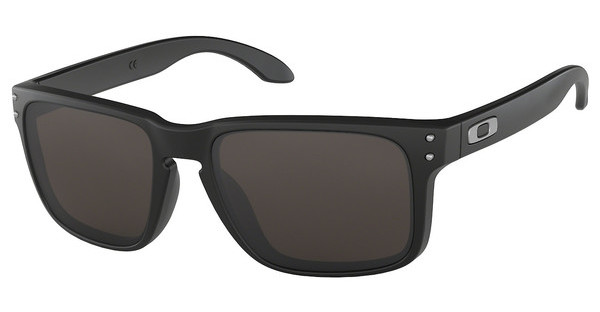 Oakley OO9102 910201 WARM GREYMATTE BLACK