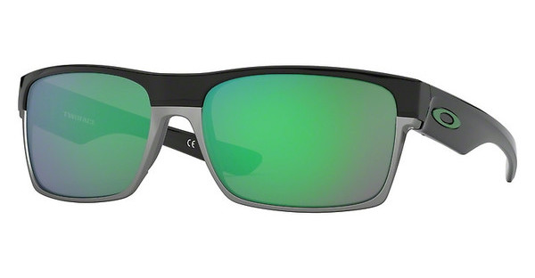 Oakley OO9189 918904 JADE IRIDIUMPOLISHED BLACK