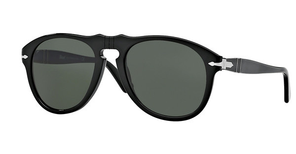 Persol PO0649 95/31 CRYSTAL GREENBLACK
