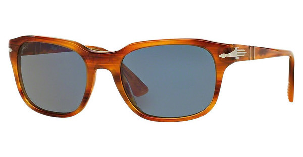 Persol PO3112S 960/56 LIGHT BLUESTRIPED BROWN