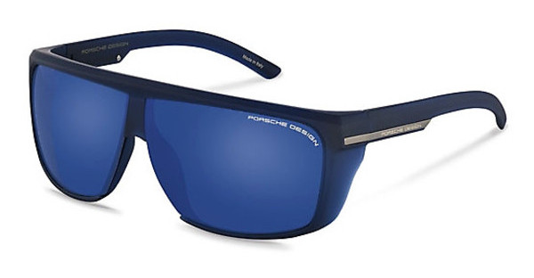 Porsche Design P8597 C blue, silver mirroreddark blue