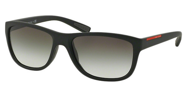 Prada Sport PS 05PS UAZ0A7 GREY GRADIENTGREEN RUBBER