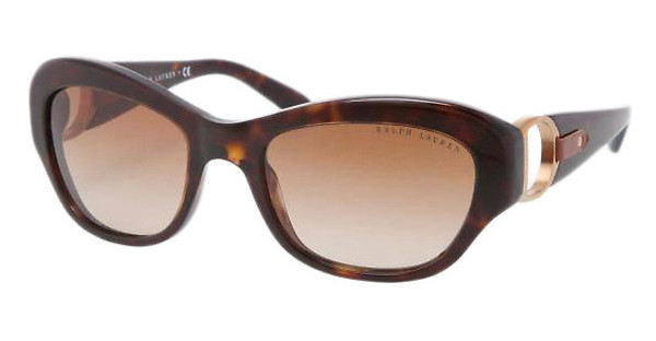 Ralph Lauren RL8117Q 500313 BROWN GRADIENTDARK HAVANA