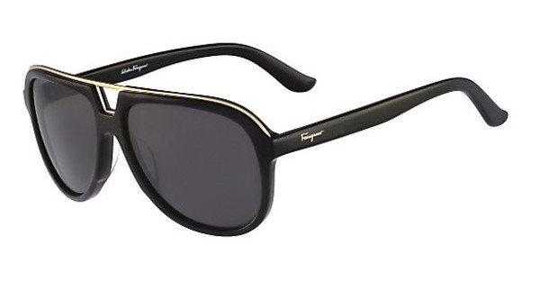 Salvatore Ferragamo SF730S 001 BLACK