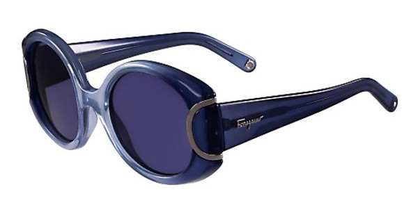 Salvatore Ferragamo SF811S SIGNATURE 450 AVIO GRADIENT