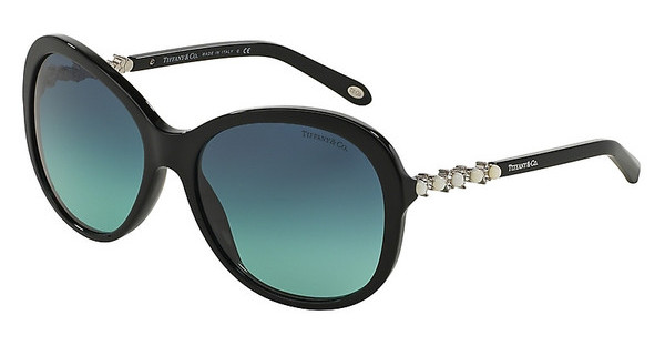 Tiffany TF4104HB 80019S AZURE GRADIENT BLUEBLACK