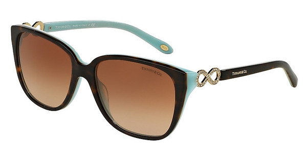 Tiffany TF4111B 81343B BROWN GRADIENTHAVANA/BLUE